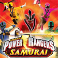 Power Rangers Samuraï
